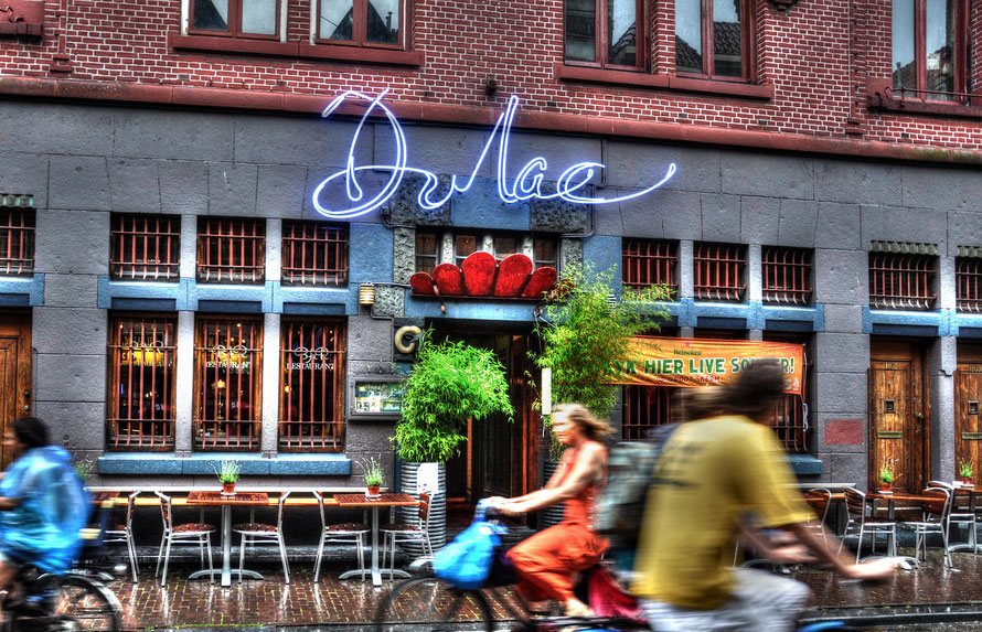 Grand Cafe Dulac Amsterdam